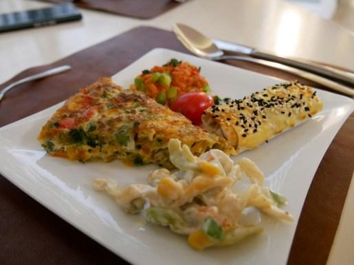 Breakfast at Savalan, Mashad.