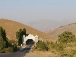 Dushanbe to Kala-i-Khumb.