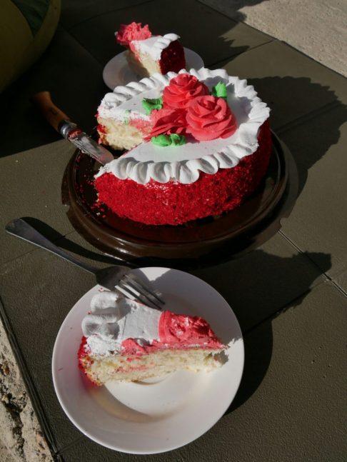 Celebration of our 8th anniversary.// Wir feiern unser 8-jähriges.