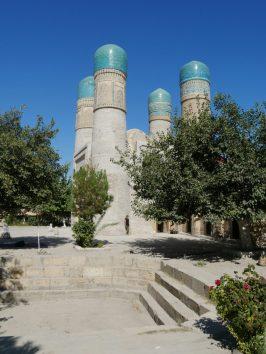 Chor Minor Bukhara.
