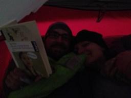Tent on 3800m.// Zelt auf 3800m.