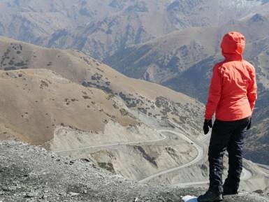 Taldyk Pass 3650 m.