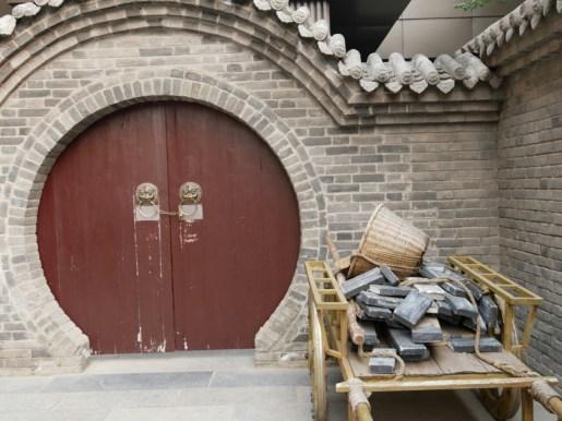 Stadtmauer Xian.// City wall Xian.