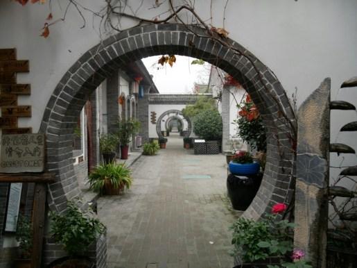 Hostel in Xian.