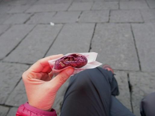 Fenghuang. Rose biskuit.// Rosenkeks.