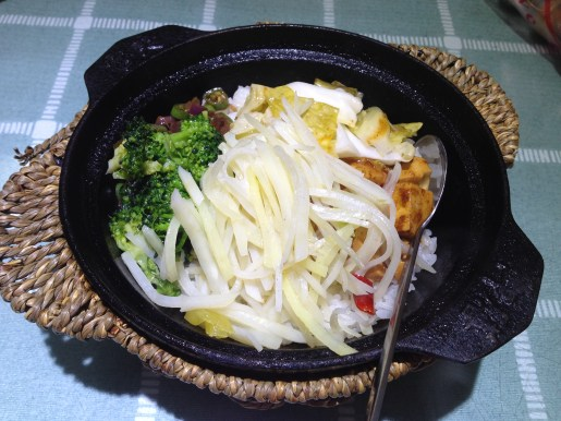 Leckerer Reis Hot Pot.// Delicius rice hot pot.