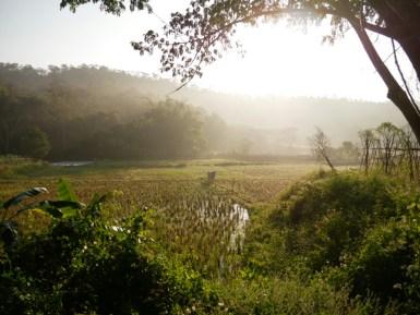 Countryside North Thailand.// Auf dem Land in Nordthailand.