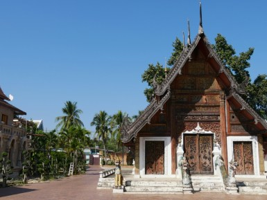 Lamphan - one of the most laid-back and interesting towns in Thailand for us.//Lamphan, eines der entspanntesten und gleichzeitig interessantesten Städtchen in Thailand für uns.