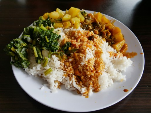 Lecker Malaysia!// Delicious Malaysia.