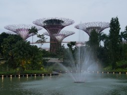 Gardens by the Bay, Singapore.