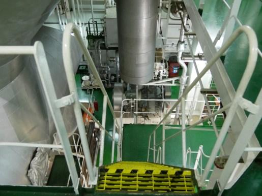 Maschinenraum.// Engine room.