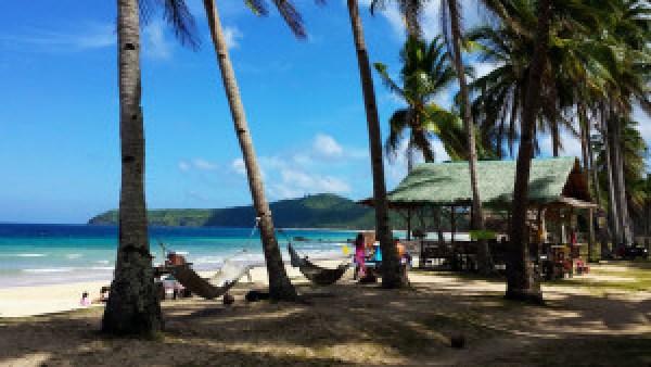 Nacpan-Beach-Palawan-Filippijnen
