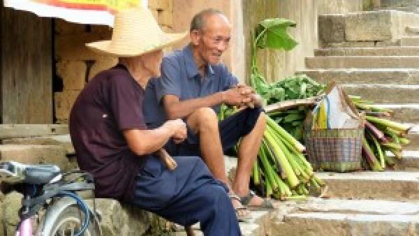 Chinese mannen