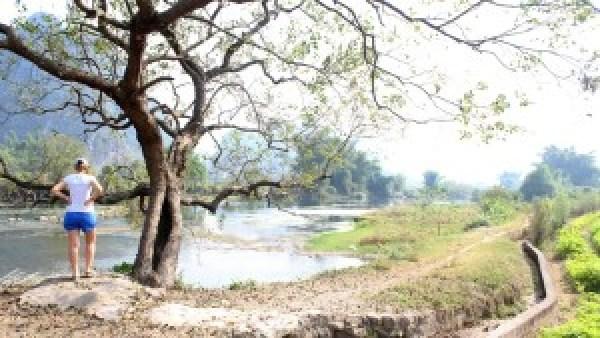 Paula Yulong River China