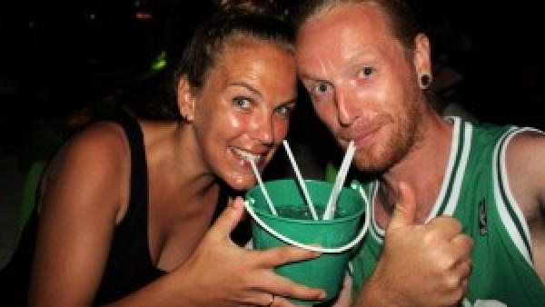 Bucket time Phi Phi