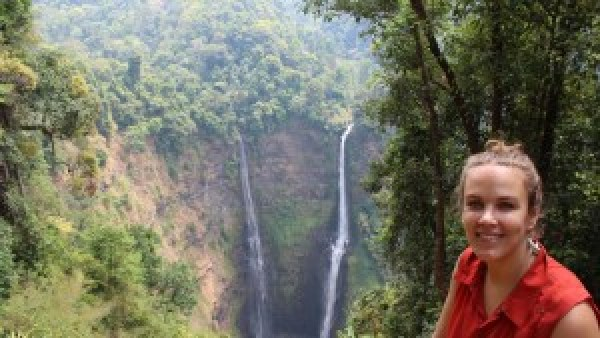 Paula Tad Fane waterval