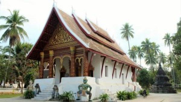 Vat Ahan Luang Prabang