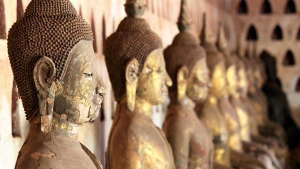 Wat Si Saket Laos