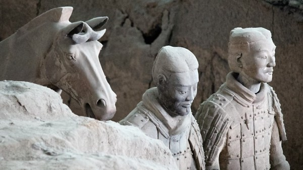 Terracotta Army Xi'an