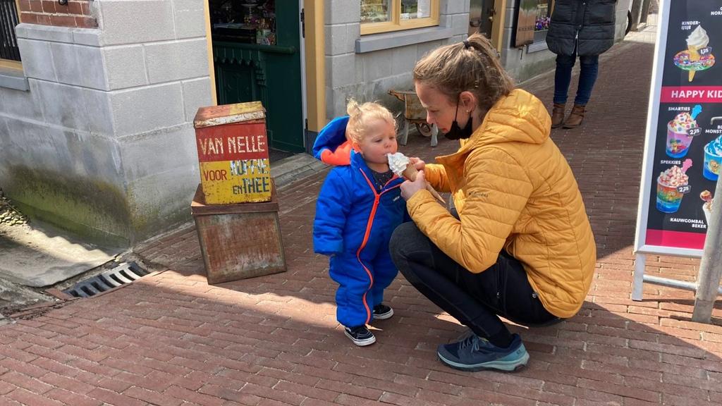 Trekvogelpad-etappe-12-Maarn-tot-Leersum-mijn-eerste-softijsje