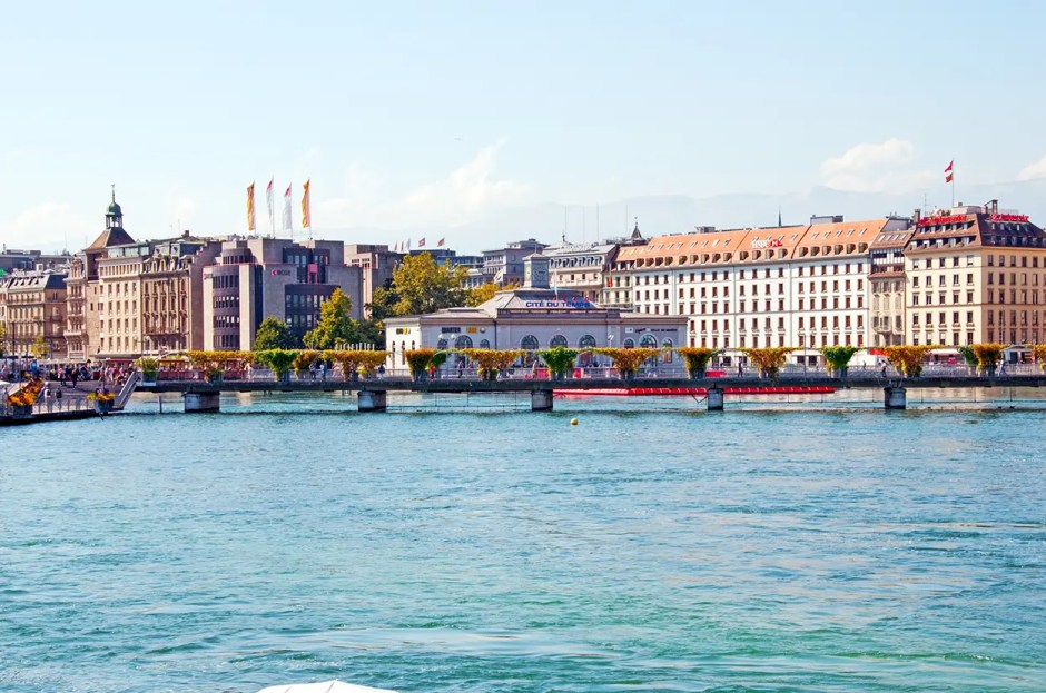 Waterfront, Geneva
