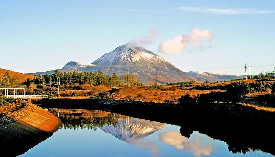 Mount Errigal Donegal