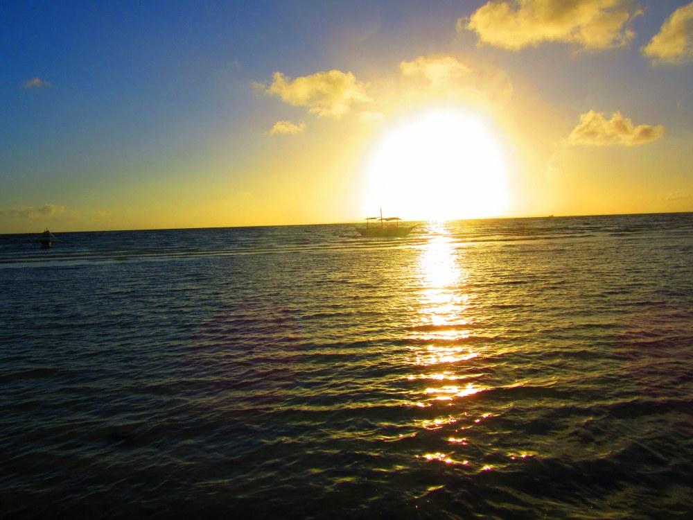 Bantayan Island's Sunrise! (5/6)