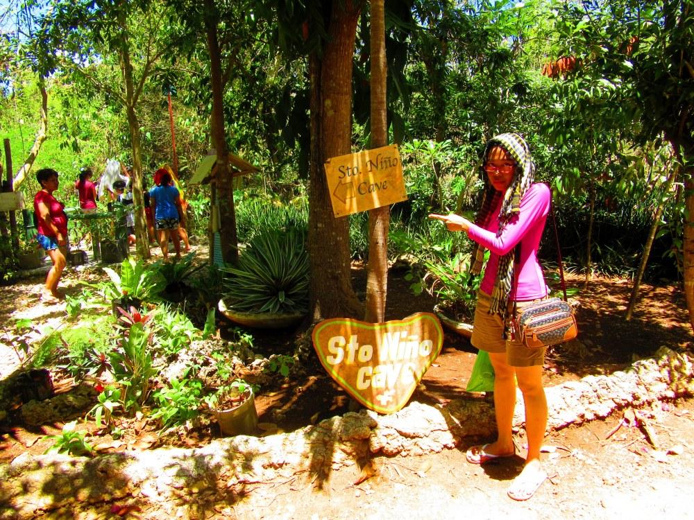 Sto. Niňo Cave, Bantayan Island Nature Park and Resort, Cebu (1/6)