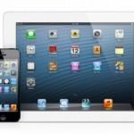 Смартфоны и планшеты Apple