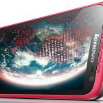Lenovo S720 — Стильный женский смартфон