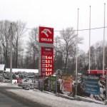 Ceny paliw na stacji Orlen Wit Ziółkowski, Andrychów - 04.02.2013r.