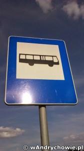 """Przystanek autobusowy """"Słoneczna"""" Andrychów"""