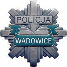 Policja Wadowice - odznaka