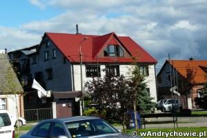Pensjonat Andoria w Łebie