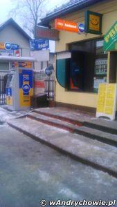 Bankomaty Euronet i ING w Andrychowie na ulicy Legionów