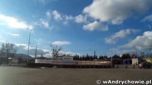 Inwałd Park - lodowisko przy Dinolandii