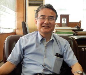 常務取締役南九州事業部長谷口健二氏