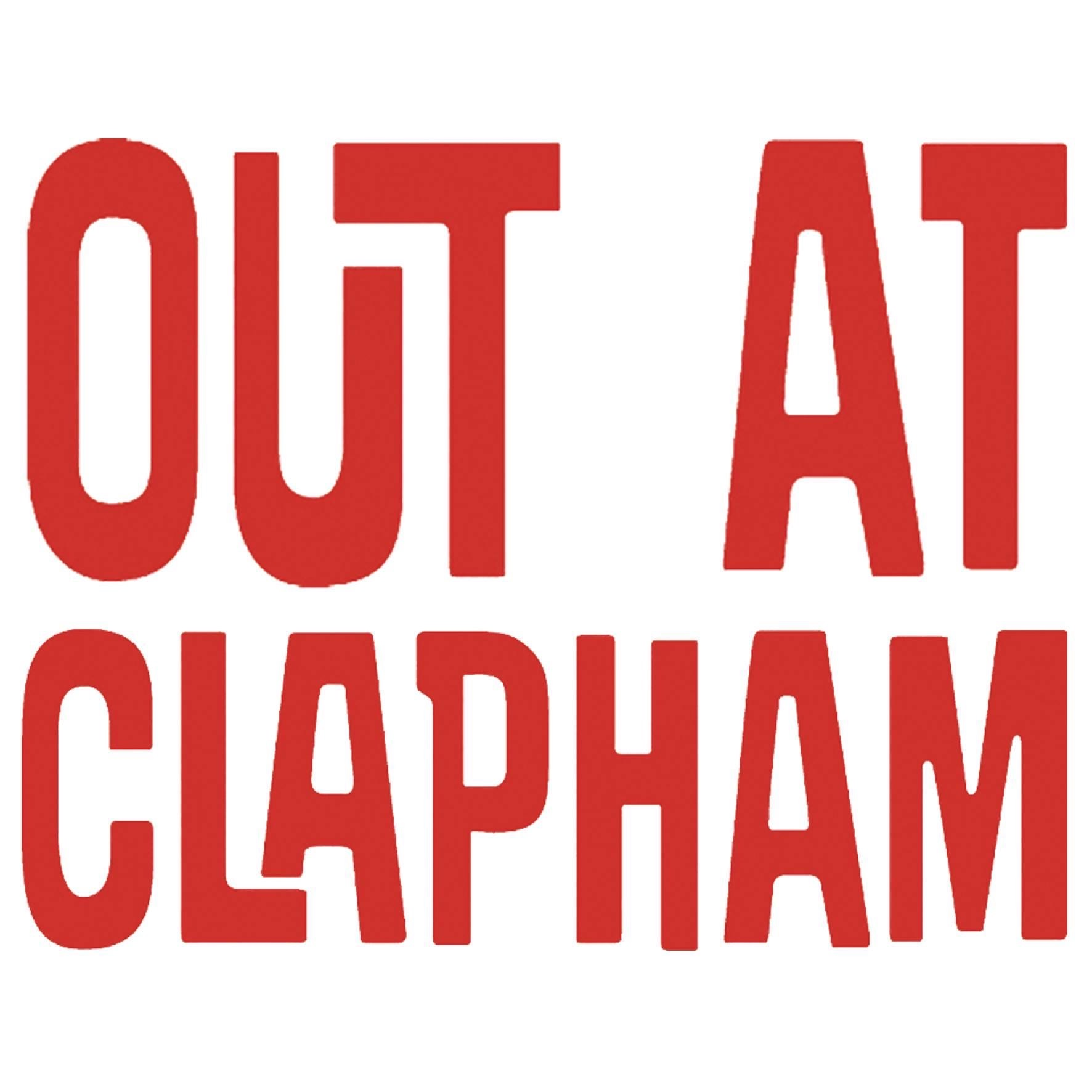 Out at Clapham logo