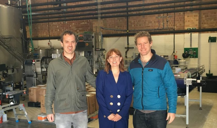 Charlie and Sam meet Labour councillor Jo Rigby to discuss the Living Wage