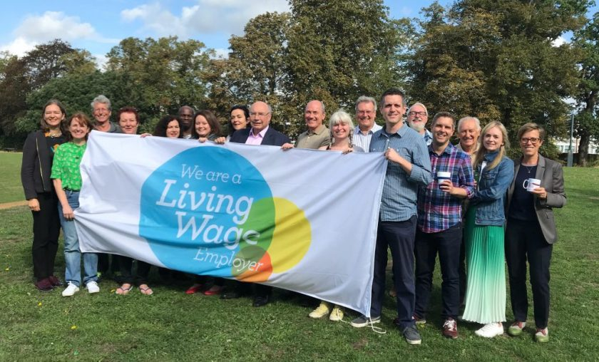 Wandsworth's Labour councillors support the Living Wage