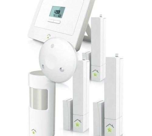 RWE SmartHome Sicherheitspaket (inkl. Zentrale)