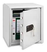 BURG-WÄCHTER Sicherheitsschrank, Doppelbartschloss, Sicherheitsstufe S 2, Combi-Line CL 40 S – 1