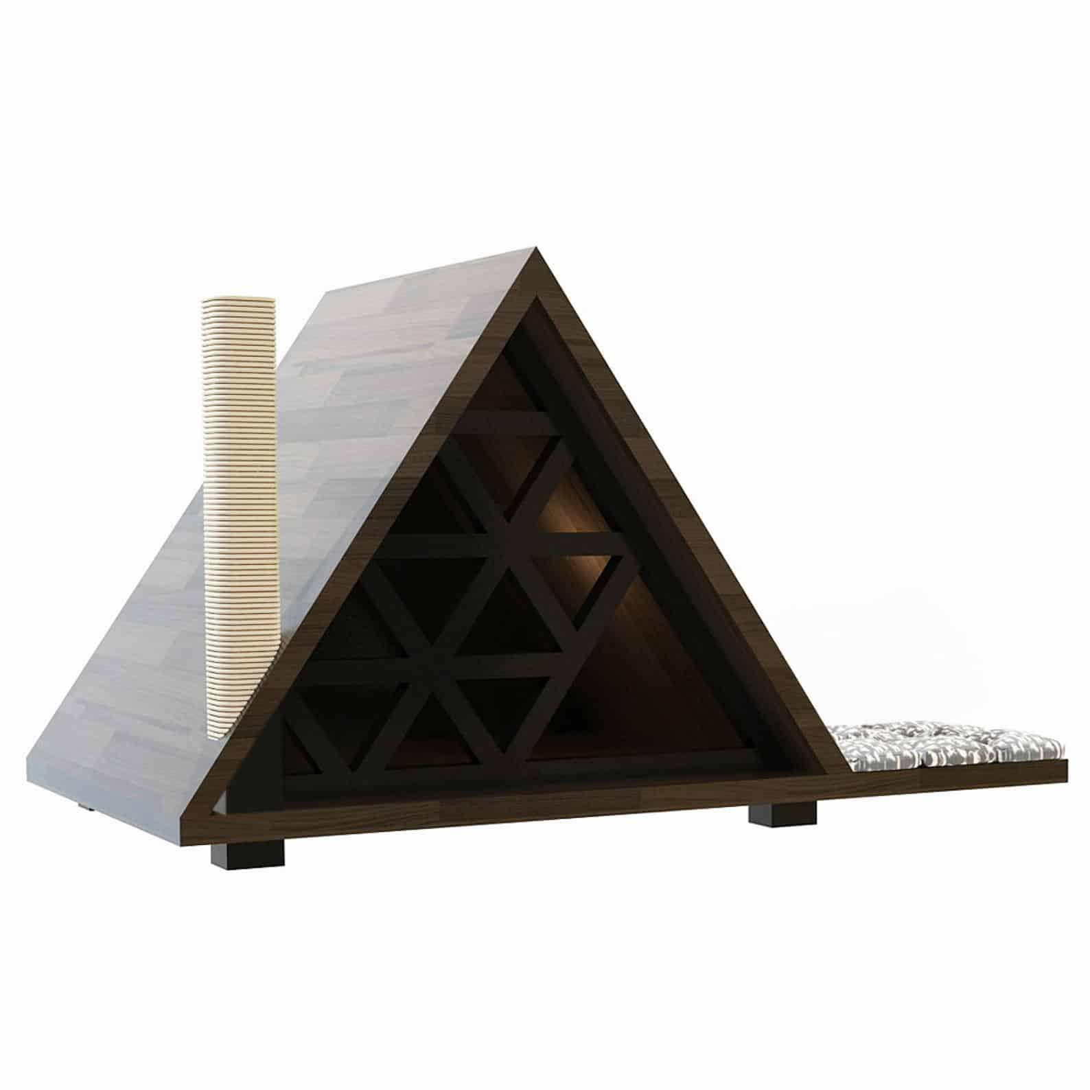 niche maison toit integral croisement