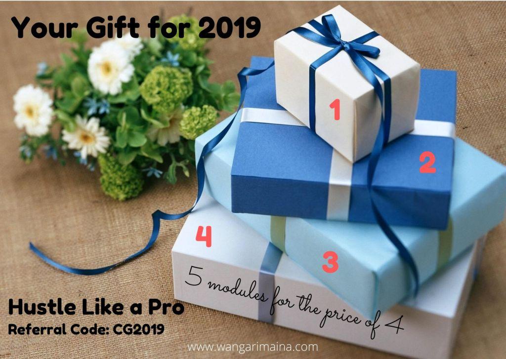 Hustle Like a Pro Gift