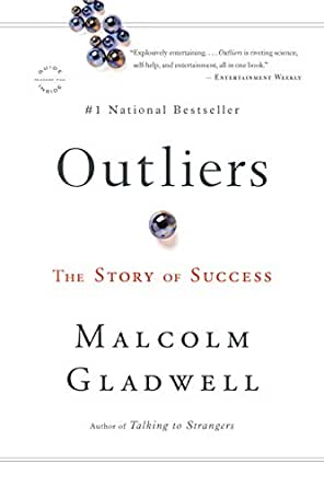 Outliers: The Story of Success Cover by Malcolm Gladwell