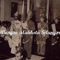 Istiadat Menjunjung Duli Dato Penggawa Permatang Paduka Maha Bijaya Kuala Selangor
