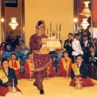 Peraturan Pakaian Adat Istiadat Negeri Selangor