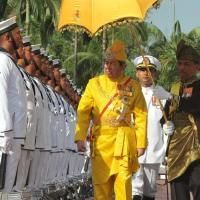Busu Ja'afar - Pemayung Sultan Selangor