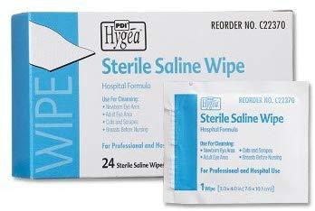 Saline Wipes