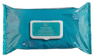 Personal Wipe Hygea Soft Pack Aloe Floral Scent 96 Count